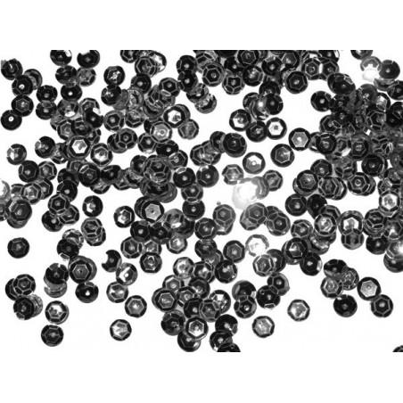 Cekiny 6 mm łamane stalowe