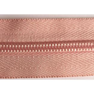 ZAMEK Z METRA TAŚMA SUWAKOWA 5 mm Z152 Coral Pink