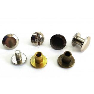 Nity skręcane 8,9 x 5 mm