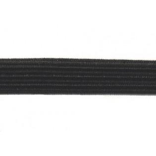 Guma 5 mm pleciona czarna
