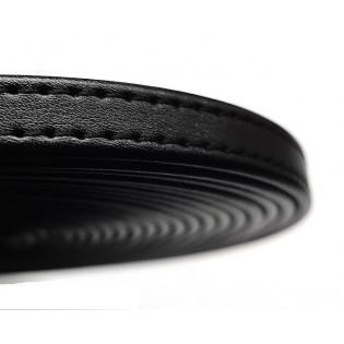 Pasek ze skóry ekologicznej 10 mm